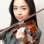 ヴァイオリニストの宮本笑里は父親も音楽家。バイオリンの実力と医者と噂の旦那と子供について